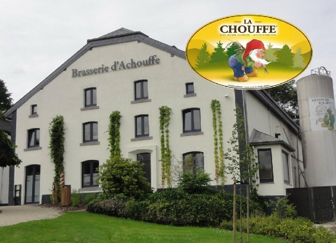 Visite Brasserie d'Achouffe