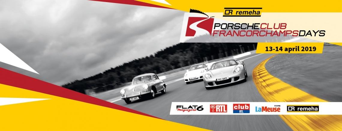 Porsche days @ Spa