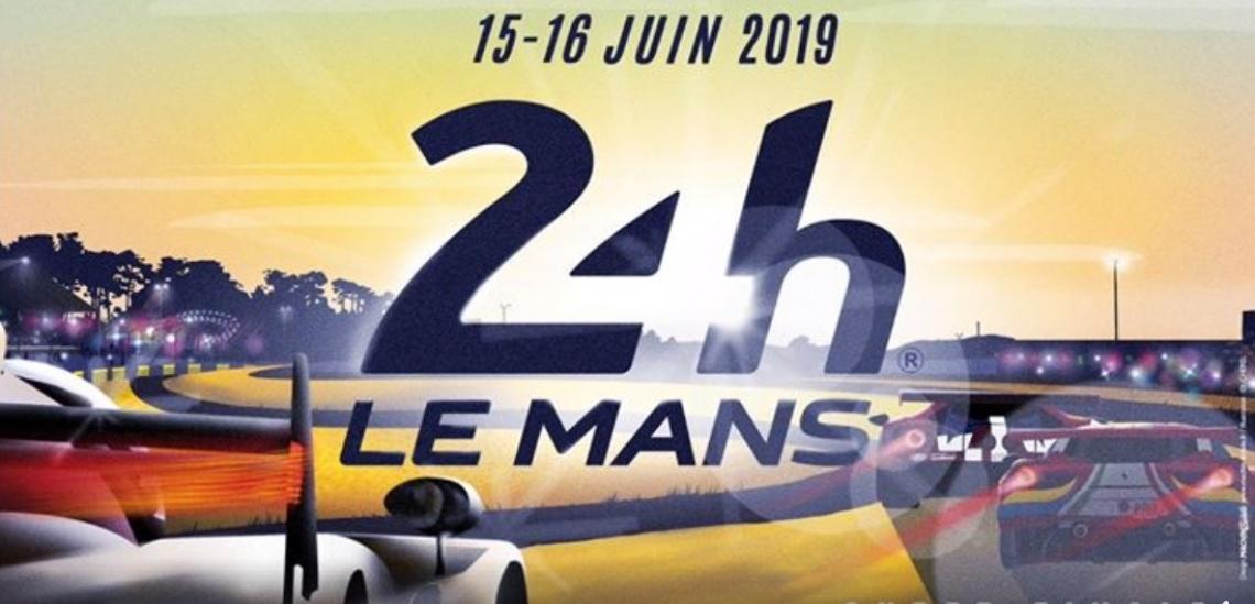 24 H Le Mans 2019