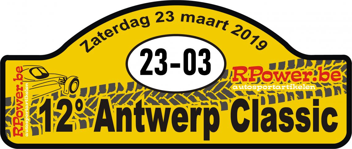 12de Antwerp Classic * 23/03/19