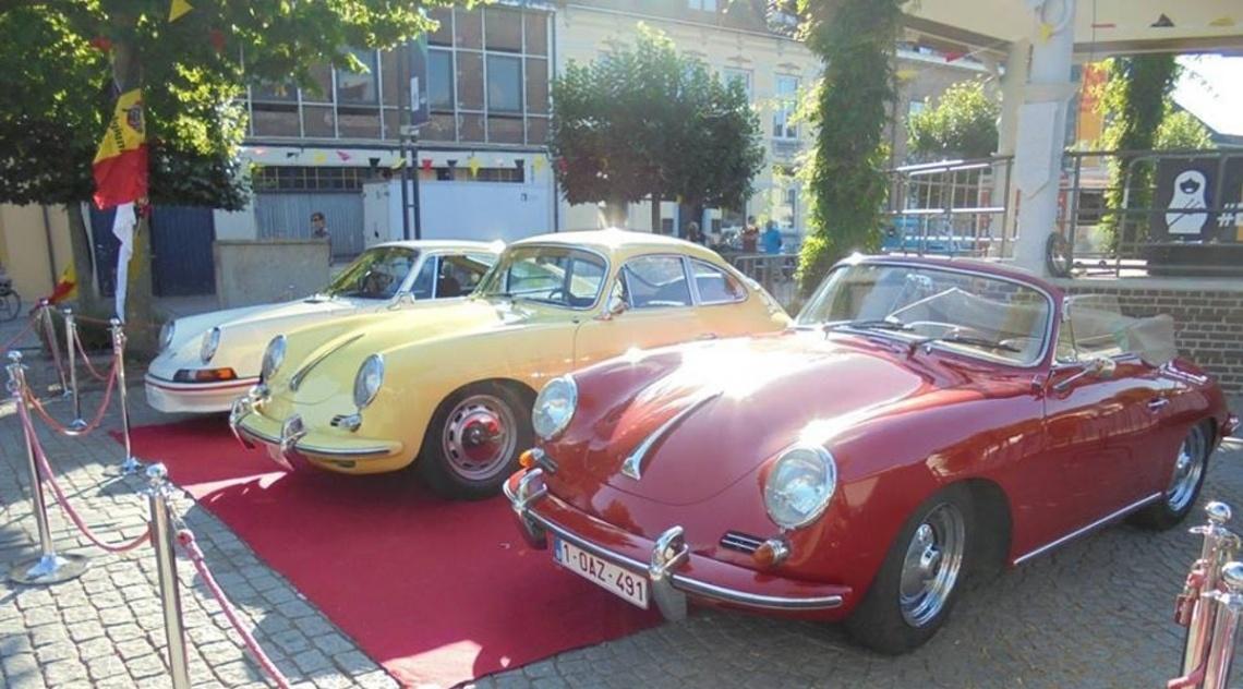 Classic Cars Friends Peer : 4de Porsche meeting