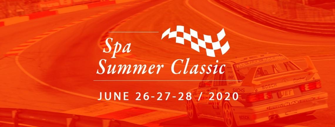 Spa Summer Classic