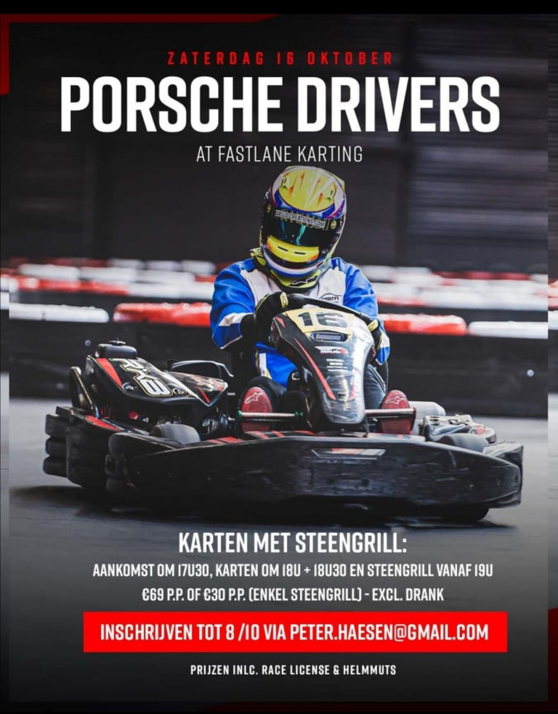 PFB Karting met Steengrill - Bilzen