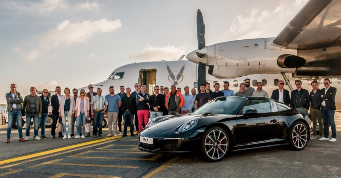 Porsche Bucket List Experience