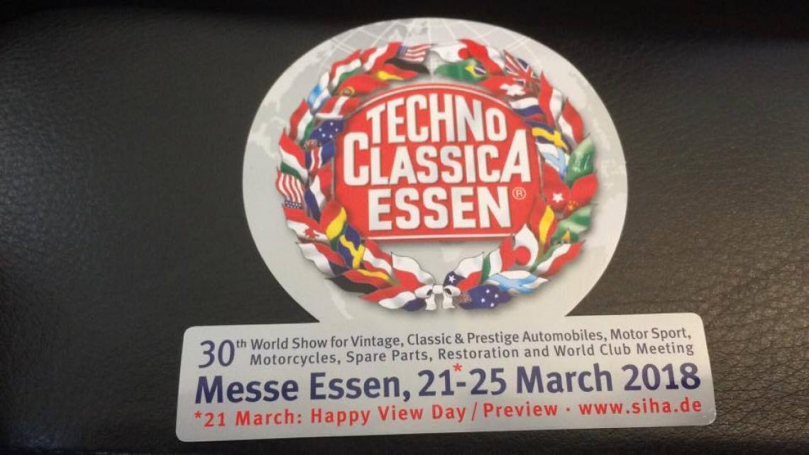 30ste Techno-Classica Essen
