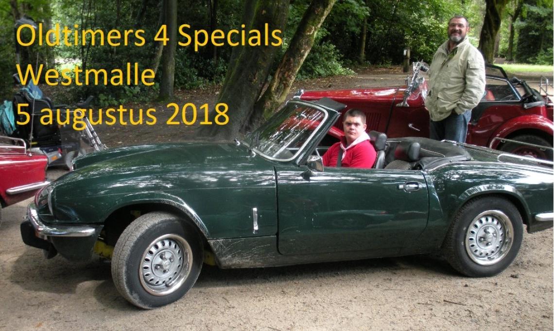 porsches 4 specials @ Westmalle
